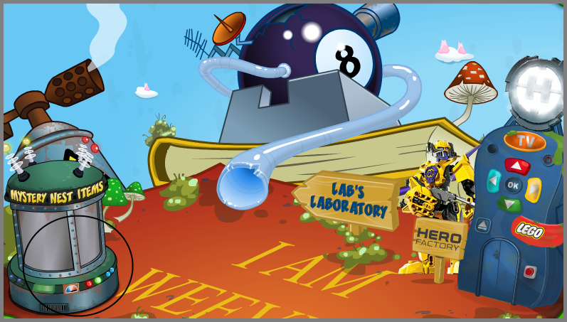Ultimate Binweevils Cheats and Codes.