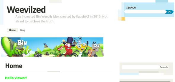 kaushik blog